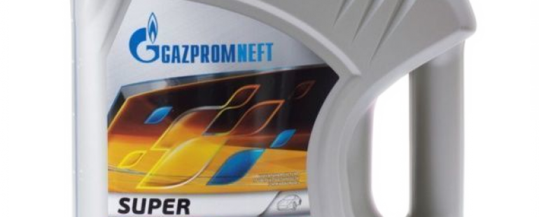 GAZPROMNEFT 10W-40 Super