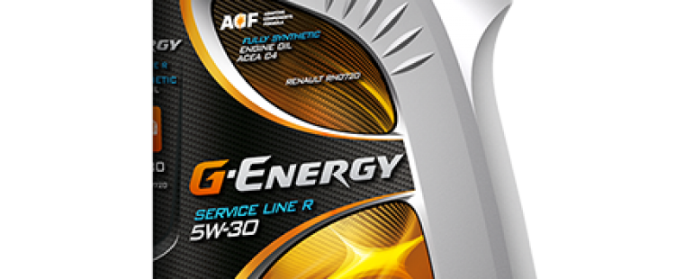 G-ENERGY SERVICE LINE R 5W-30